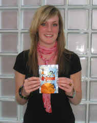 Lucy Pritchett - a fruit juice container for Kenya